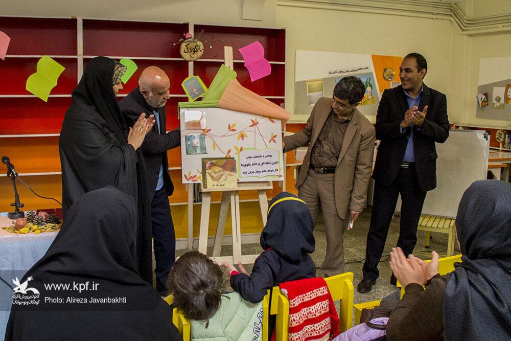 حال خوش خواندن با بینادلان و کودکان با نیازهای ویژه در هفته کتاب و کتابخوانی