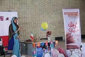 اجرای جنگ شادی در روستای خراجی رودان