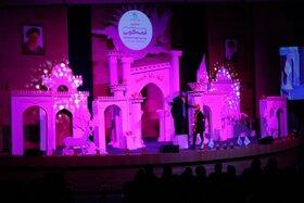 اختتامیه  بیست و دومین جشنواره قصهگویی منطقه4 در قاب تصویر