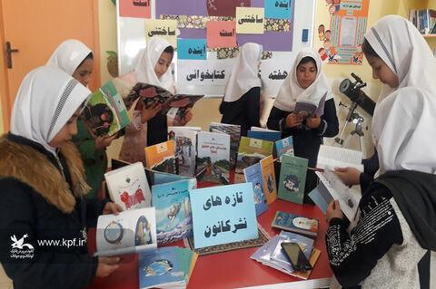 حال خوش خواندن در مراکز کانون استان اردبیل – بخش ا