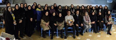 کارگاه ایده پردازی و خلاقیت کانون استان تهران/ عکس: علی خوش جام