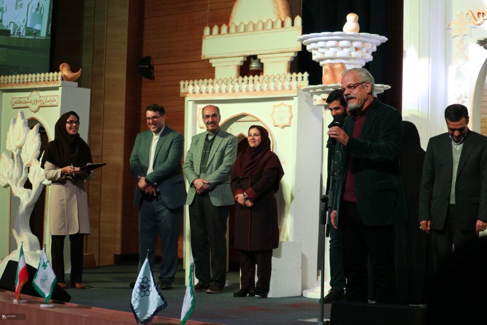 برگزیدگان جشنواره بینالمللی قصهگویی در مشهد معرفی شدند