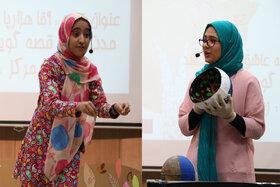 دو قصهگوی نوجوان کرمانی به مرحله پایانی جشنواره قصهگویی راه یافتند