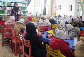 ویژه برنامههای هفته کتاب در مراکز کانون استان قزوین
