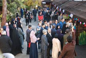 آیین افتتاح رقابت های قصه گویی منطقه 2 کشور در خرم آباد -1