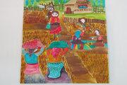 دیپلم افتخار مسابقه نقاشی محیطزیست«جی کیو ای» به نوجوان گیلانی رسید