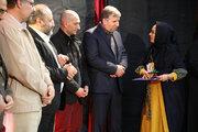 فریده محمودی برگزیده جشنواره بینالمللی قصهگویی