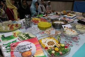 برگزاری جشنواره ی کتابهای خوراکی در مرکز فرهنگی هنری کانون گالیکش