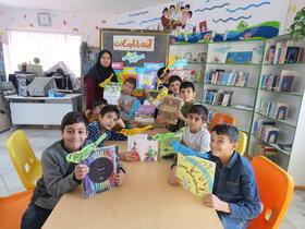 هفته کتاب و کتابخوانی در مراکز کانون کردستان