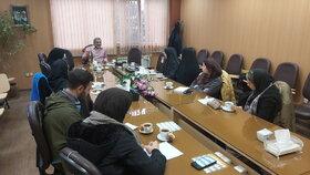 اعضای ارشد کانون تهران با اصول «نقد ادبی» آشنا شدند