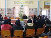 نشست انجمن قصه گویی استان کردستان در کانون قروه برگزار شد