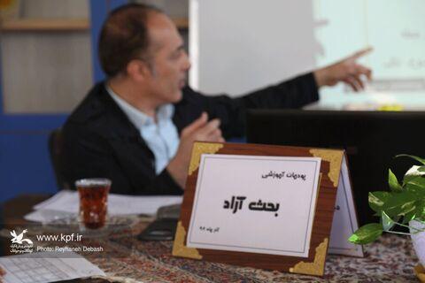 پودمان آموزشی بحث آزاد ویژه مربی مسئولان و مربیان فرهنگی مراکز کانون استان بوشهر
