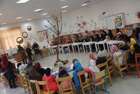 تقدیر ازچهارده عضو برگزیده استانی  کتابخوان در مرکز2 بجنورد