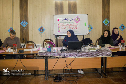 برگزاری ۲ دوره آموزشی برای مربیان مسئول مراکز کانون استان همدان