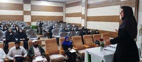 کارگاه بازی ویژهی مربیان مهدکودک در مرکز فرهنگیهنری چابهار برگزار شد