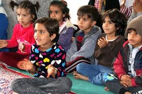 حضور پیک امید کانون فارس در روستاهای اسلاملو و سنجانک
