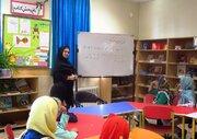 مربی کانون استان قزوین برگزیده طرح سراسری شیوه های نوین و خلاق ترویج کتابخوانی شد