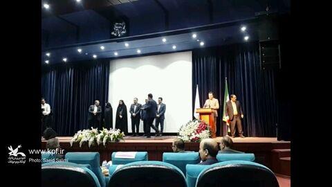 کتاب «قصه های بومی و محلی» کانون زنجان به عنوان کتاب سال انتخاب شد