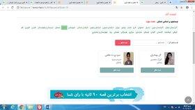 راهیابی دو نفر از قصهگویان کانون استان زنجان برای رای مردمی