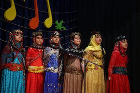 نخستین مهرواره استانی سرودآفرینش در سنندج به روایت تصویر 1