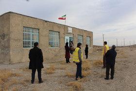 امداد فرهنگی کانون در مناطق زلزله زده سراب