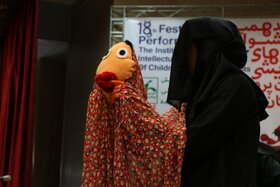 روز پایانی هجدهمین جشنواره هنرهای نمایشی کانون کرمان
