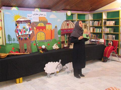 گرامیداشت روز جهانی معلولان در مراکز فرهنگی هنری کانون گلستان