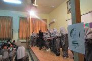 مربیان کانون به میهمانی کودکان با نیازهای ویژه رفتند