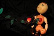 نمایش عروسکی «درخشنگ»