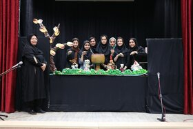 برگزیدگان جشنواره هنرهای نمایشی کانون کرمان اعلام شد