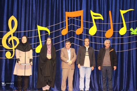 نخستین مهرواره استانی سرود آفرینش در سنندج