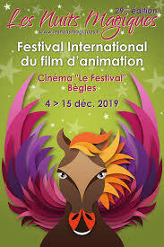 """Screening """"Cycling Wind"""" in Les Nuits Magiques Film Festival, France"""