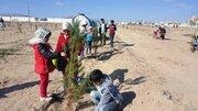 اعضای کانون پرورش فکری سیستان و بلوچستان «حافظان زمین پاک» شدند