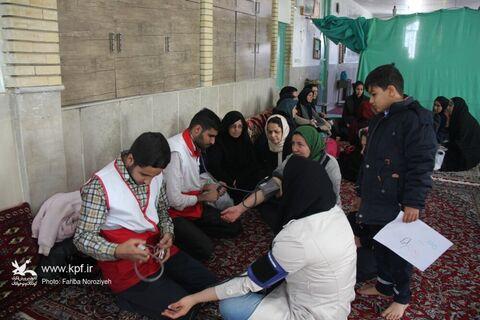 استان مرکزی - اجرای سومین جلسه پیک امید