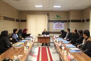 نخستین گردهمایی مربیان پستی و سیار کانون آذربایجان شرقی در تبریز