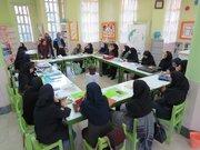 کتاب هایی ویژه کودکان روشندل توسط مربیان کانون پرورش فکری اصفهان ساخته می شود