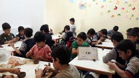 اجرای برنامه (بوم) ویژه مدارس با مشارکت مرکز شماره ۳ کانون مشگینشهر