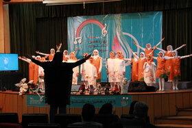 عصر نخستین روز از چهاردهمین جشنواره سرودخوانی کانون استان تهران