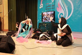 چهاردهمین جشنواره سرودخوانی کانون استان تهران/ عکس: الهه علیرضا لو