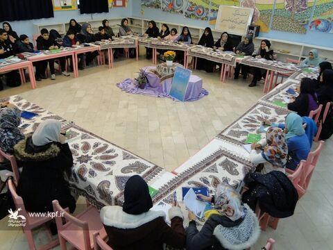 کانون پرورش فکری اصفهان میزبان نوجوانان کتابخوان بود