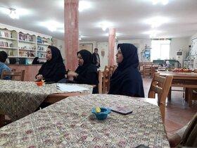 چهارمین نشست انجمن عکاسی کانون پرورش فکری کودکان و نوجوانان خوزستان «روزنه» در اهواز