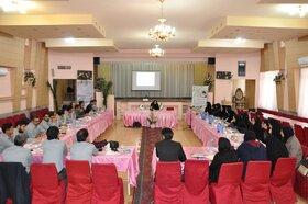 برگزاری گردهمایی مسئولان مراکز کانون خراسان جنوبی در بیرجند