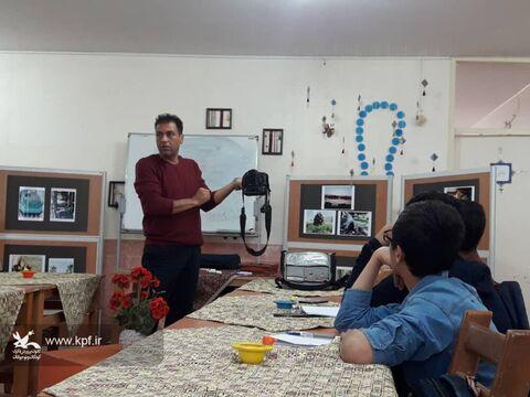 چهارمین نشست انجمن عکاسی کانون خوزستان در اهواز برگزار شد