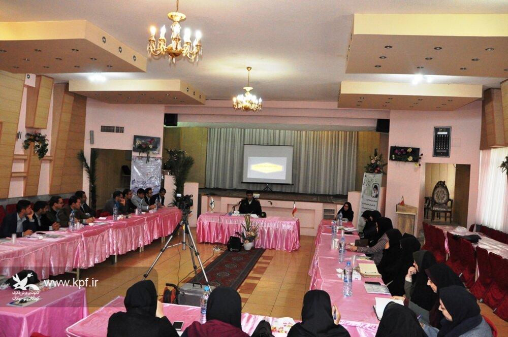 کارگاه آموزشی آشنایی با آسیبهای فضای مجازی در کانون خراسان جنوبی برگزار شد