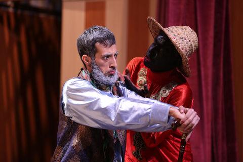 هجدهمین جشنواره هنرهای نمایشی کانون در سنندج  به روایت تصویر