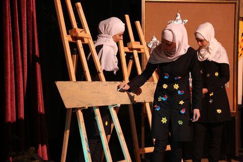 هجدهمین جشنواره هنرهای نمایشی کانون در سنندج به روایت تصویر 1