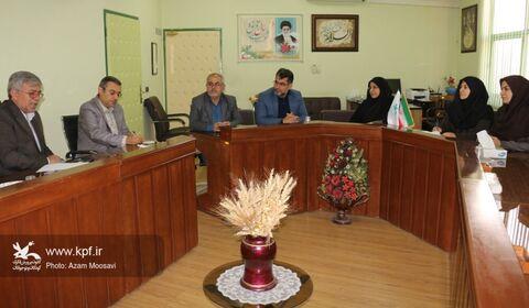 سومین جلسه شورای راهبری توسعه مدیریت  استان فارس برگزار شد