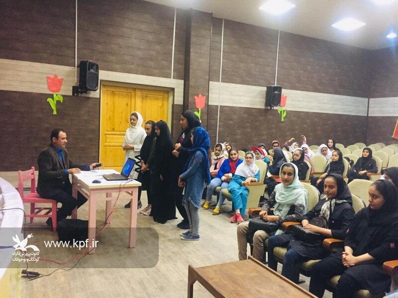 انجمن های سرود مراکز کانون استان بوشهر فعالیت خود را آغاز کردند