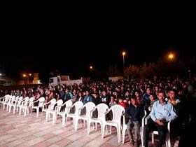 تماشاخانه سیار کانون در کاکی و بردخون (استان بوشهر)