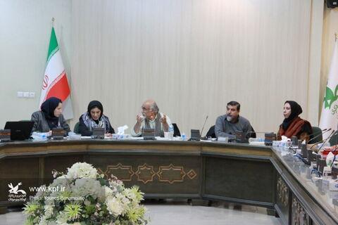 دومین نشست باشگاه نقد ادبی نوجوانان کانون تهران برگزار شد